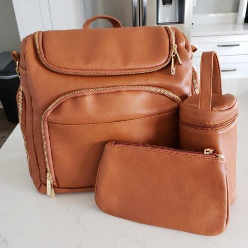 Spacy Designer Nappy Bag photo review