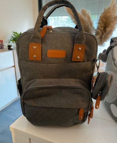 Multi-Function - Nappy Backpack photo review