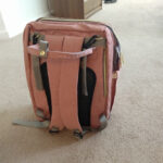 Lequeen - Backpack With Crib photo review